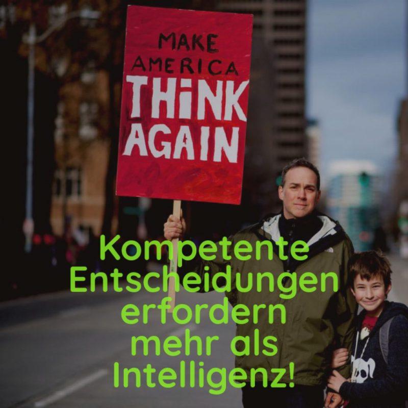 Mehr als Intelligenz